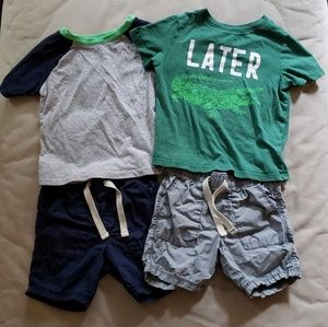 Old Navy 2T boys outfits